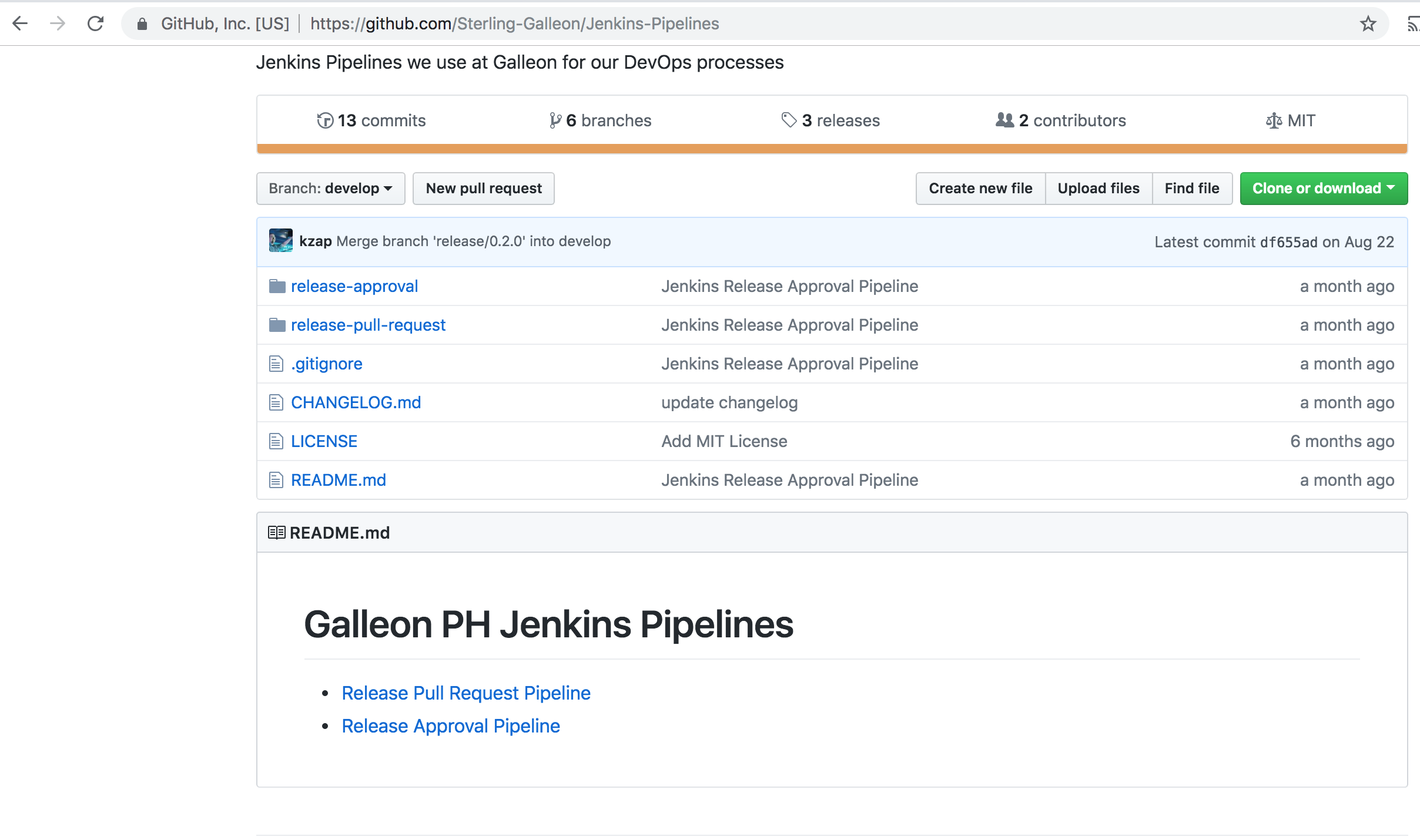 Increasing developer productivity with simple Jenkins